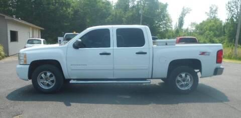 2011 Chevrolet Silverado 1500 for sale at KNOBEL AUTO SALES, LLC in Brookland AR