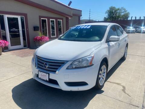 2015 Nissan Sentra for sale at Sexton's Car Collection Inc in Idaho Falls ID