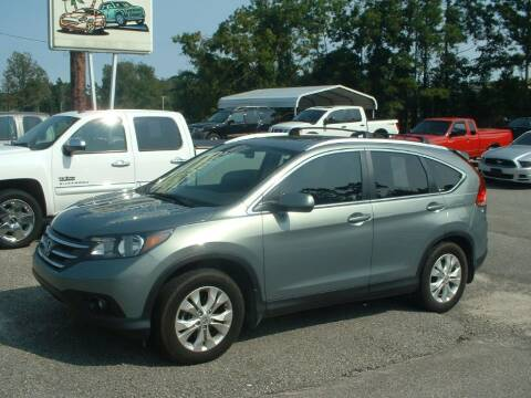 2012 Honda CR-V for sale at Northgate Auto Sales in Myrtle Beach SC