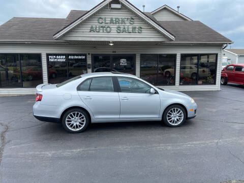 2008 Volkswagen Jetta for sale at Clarks Auto Sales in Middletown OH