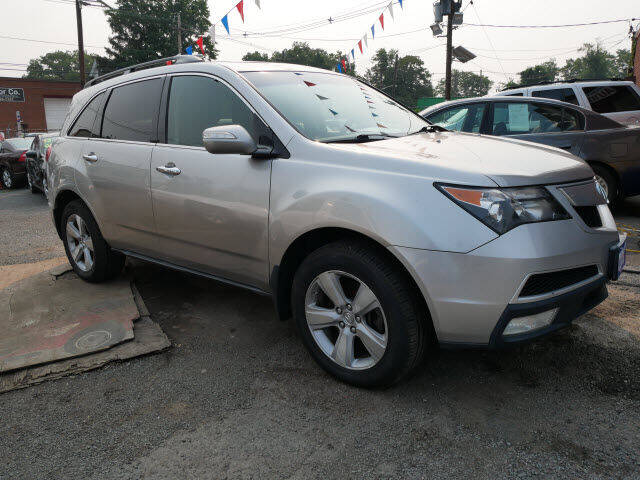 2010 Acura MDX for sale at MICHAEL ANTHONY AUTO SALES in Plainfield NJ