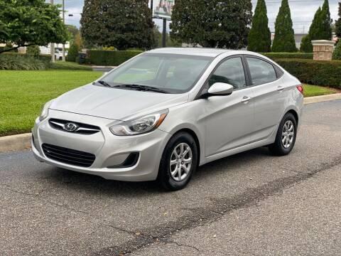 2013 Hyundai Accent for sale at Mendz Auto in Orlando FL