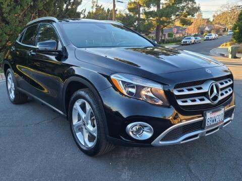 2018 Mercedes-Benz GLA for sale at CAR CITY SALES in La Crescenta CA