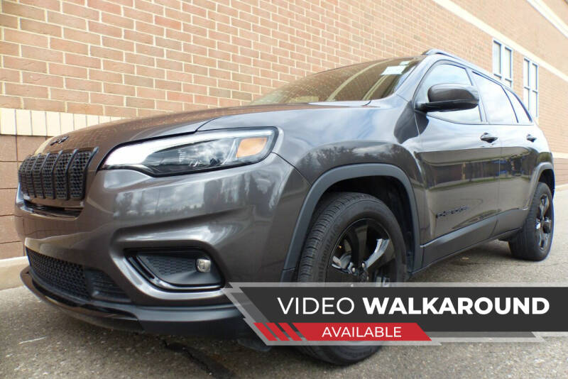 2020 Jeep Cherokee for sale at Macomb Automotive Group in New Haven MI