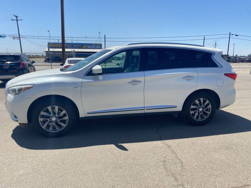 2015 Infiniti QX60 for sale at First Choice Auto Sales in Bakersfield CA