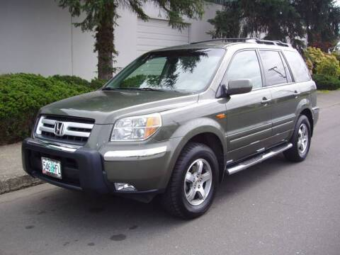 2006 Honda Pilot for sale at K W Imports in Salem OR