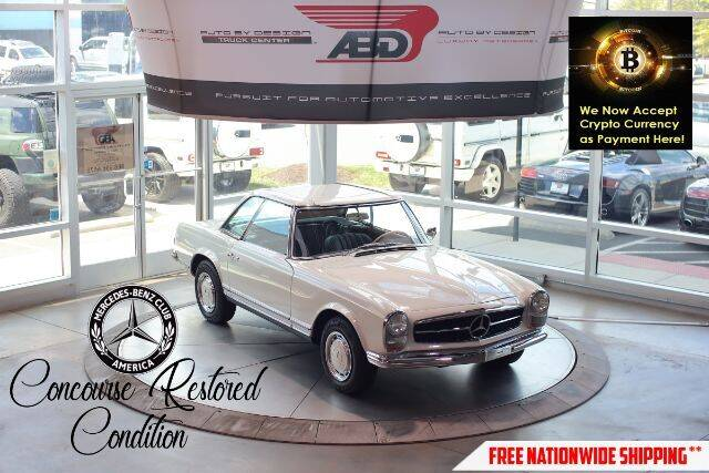 1966 Mercedes-Benz SL-Class for sale in Chantilly, VA