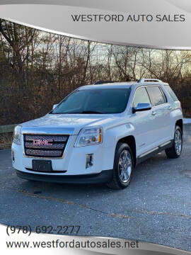 2013 GMC Terrain for sale at Westford Auto Sales in Westford MA