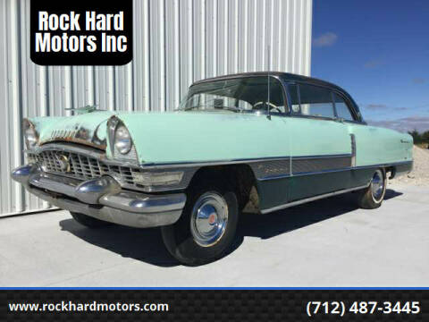 1955 Packard 400 for sale at Rock Hard Motors Inc in Treynor IA