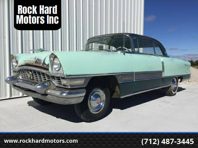 1955 Packard 400 for sale at Rock Hard Motors Inc in Treynor IA