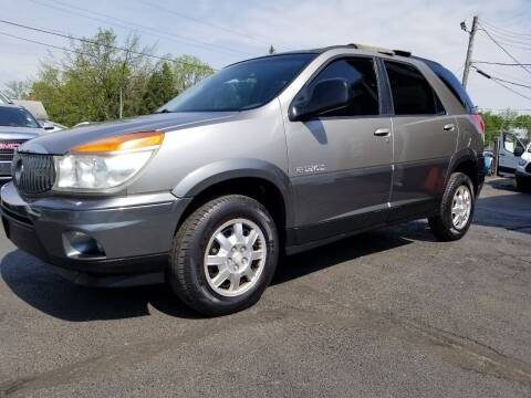 2002 Buick Rendezvous for sale at DALE'S AUTO INC in Mount Clemens MI