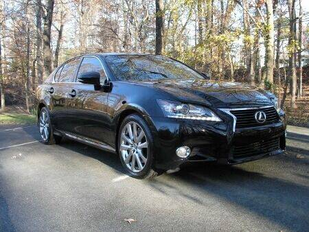 2013 Lexus GS 350 for sale at RICH AUTOMOTIVE Inc in High Point NC