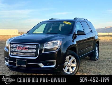 2014 GMC Acadia for sale at Premier Auto Group in Union Gap WA
