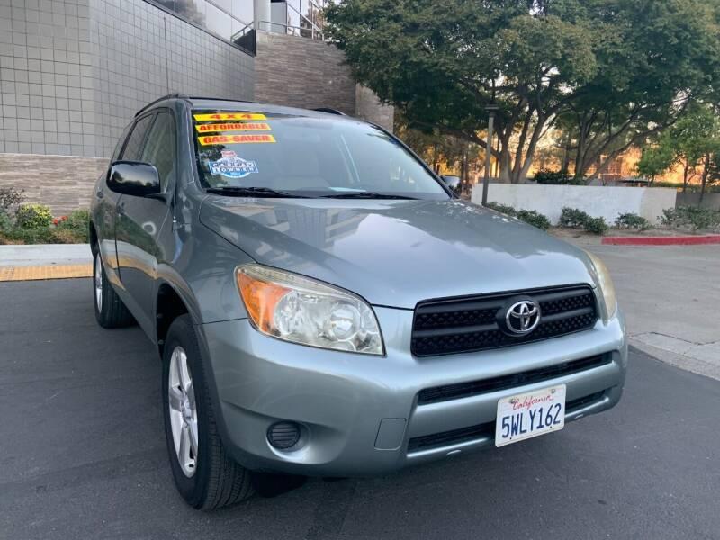 2006 Toyota RAV4 for sale at Right Cars Auto Sales in Sacramento CA
