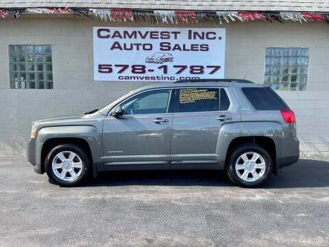 2013 GMC Terrain for sale at Camvest Inc. Auto Sales in Depew NY
