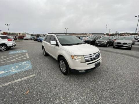 2010 Ford Edge for sale at King Motors featuring Chris Ridenour in Martinsburg WV