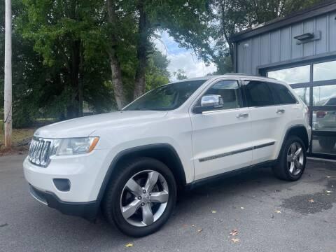 2011 Jeep Grand Cherokee for sale at Luxury Auto Company in Cornelius NC