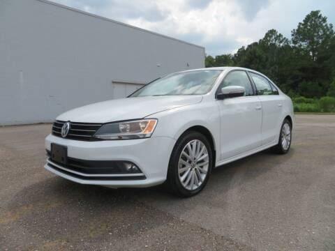 2015 Volkswagen Jetta for sale at Access Motors Co in Mobile AL