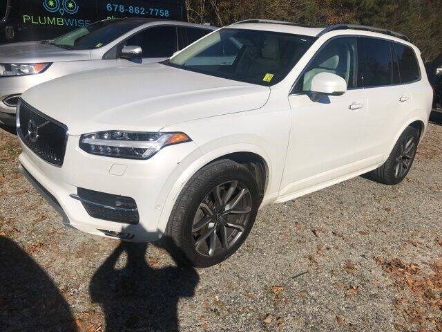 2018 Volvo XC90 for sale at BILLY HOWELL FORD LINCOLN in Cumming GA