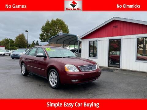 2005 Ford Five Hundred for sale at Cars To Go in Portland OR