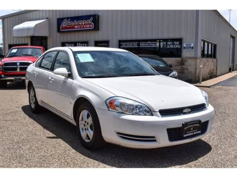 2008 Chevrolet Impala for sale at Chaparral Motors in Lubbock TX
