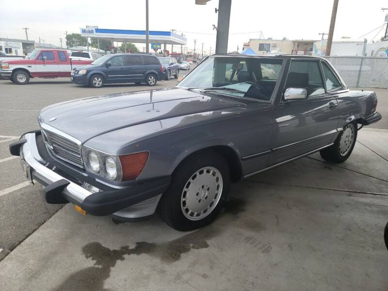 1987 Mercedes-Benz 560-Class for sale at Artistic Auto Group, LLC in Kennewick WA