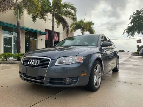 2006 Audi A4 for sale at AUTOSPORT MOTORS in Lake Park FL