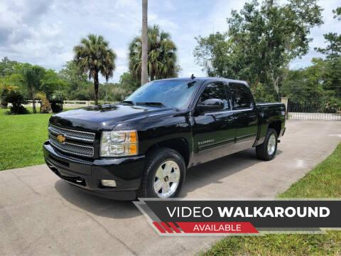 2012 Chevrolet Silverado 1500 for sale at Lake Helen Auto in Orange City FL