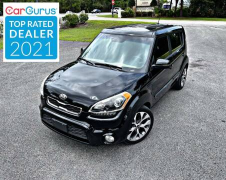 2013 Kia Soul for sale at Brothers Auto Sales of Conway in Conway SC