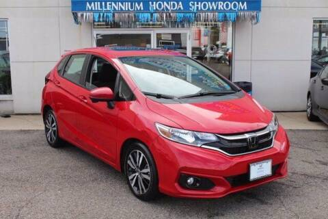 2018 Honda Fit for sale at MILLENNIUM HONDA in Hempstead NY