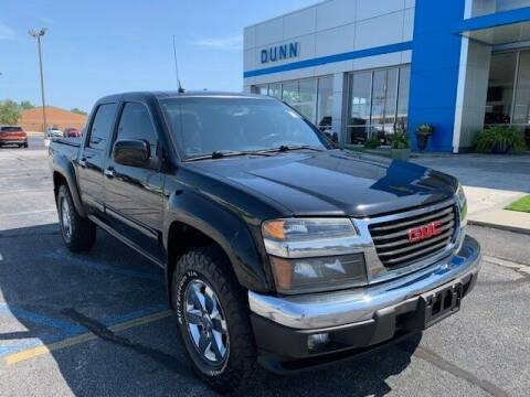 2011 GMC Canyon for sale at Dunn Chevrolet in Oregon OH