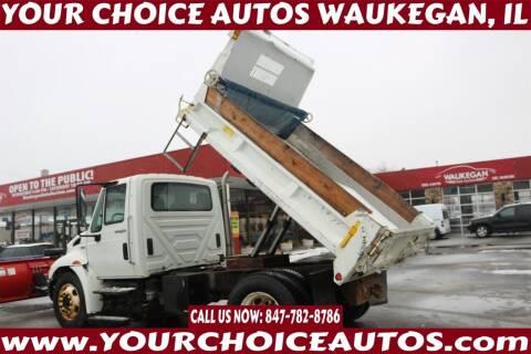 2008 International DuraStar 4400 for sale at Your Choice Autos - Waukegan in Waukegan IL