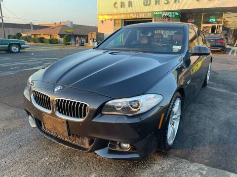 2014 BMW 5 Series for sale at MFT Auction in Lodi NJ