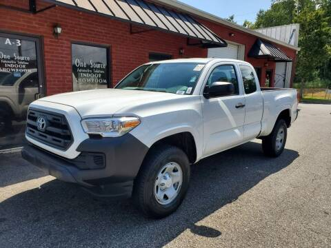 2017 Toyota Tacoma for sale at One Source Automotive Solutions in Braselton GA