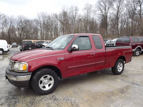 2002 Ford F-150 for sale at Country Side Auto Sales in East Berlin PA