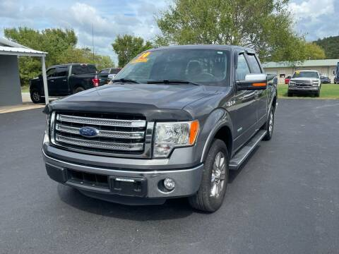 2014 Ford F-150 for sale at Jacks Auto Sales in Mountain Home AR