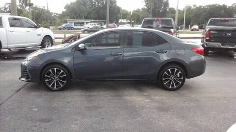 2017 Toyota Corolla for sale at Denny's Auto Sales in Fort Myers FL