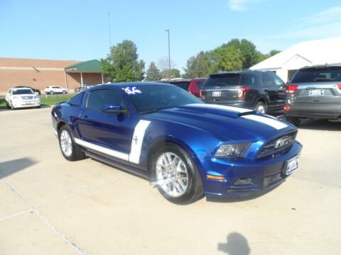 2014 Ford Mustang for sale at America Auto Inc in South Sioux City NE