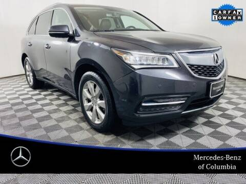 2015 Acura MDX for sale at Preowned of Columbia in Columbia MO