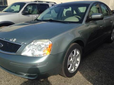 2005 Ford Five Hundred for sale at Infinity Auto Group in Grand Rapids MI
