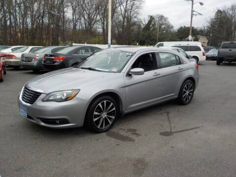 2013 Chrysler 200 for sale at United Auto Land in Woodbury NJ