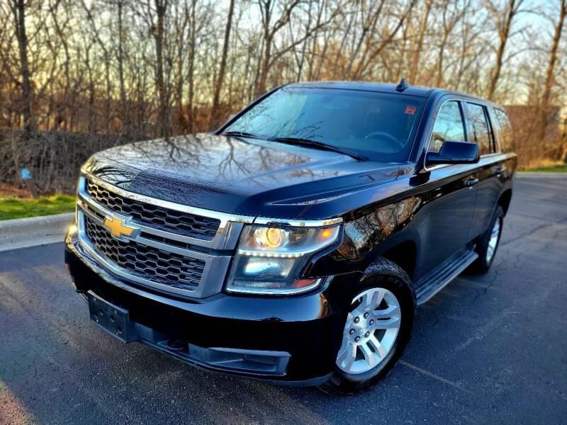 2016 Chevrolet Tahoe for sale at Future Motors in Addison IL