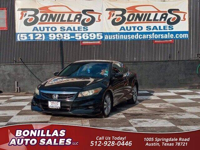 2011 Honda Accord for sale at Bonillas Auto Sales in Austin TX