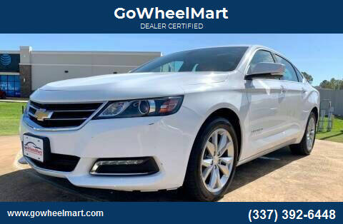 2018 Chevrolet Impala for sale at GOWHEELMART in Available In LA