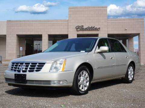 2009 Cadillac DTS for sale at Suburban Chevrolet of Ann Arbor in Ann Arbor MI