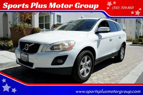 2010 Volvo XC60 for sale at Sports Plus Motor Group LLC in Sunnyvale CA