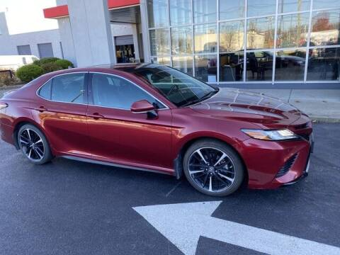 2018 Toyota Camry for sale at Car Revolution in Maple Shade NJ