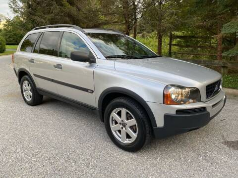 2004 Volvo XC90 for sale at 4 Below Auto Sales in Willow Grove PA