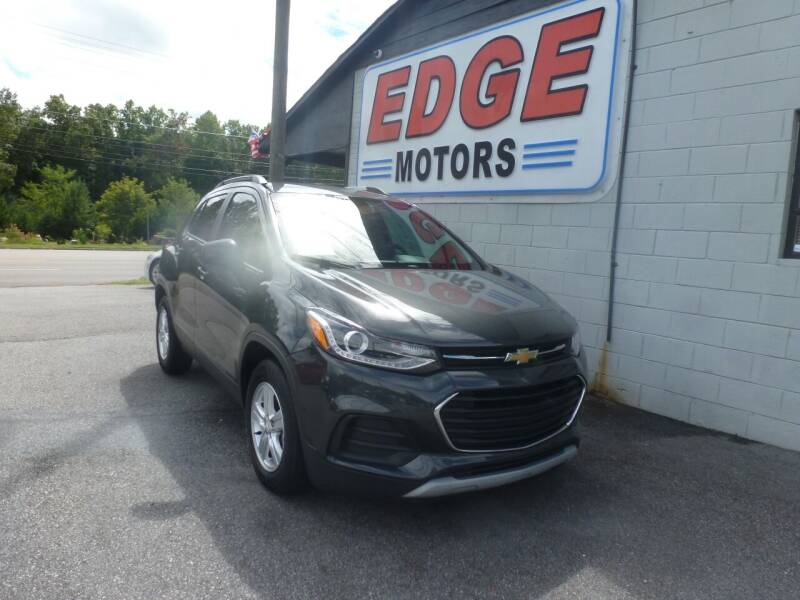 2018 Chevrolet Trax for sale at Edge Motors in Mooresville NC