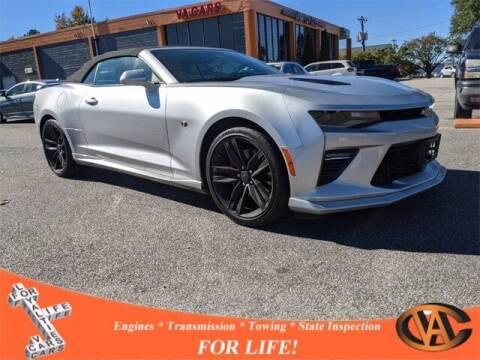 2017 Chevrolet Camaro for sale at VA Cars Inc in Richmond VA